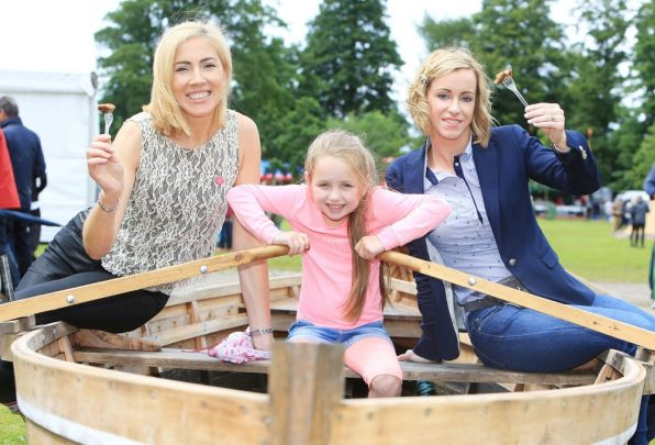 River 2 Lough Festival. pictured: Macy Raphael (6) from Antrim JC16