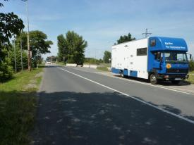2016-07-21; Slowakisch Ungarische Grenze 01