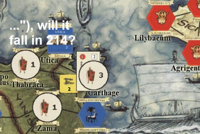 carthage siege