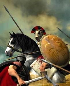 Alexander of Epirus by Kostas Nikellis