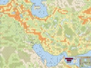 Persian Gulf Map
