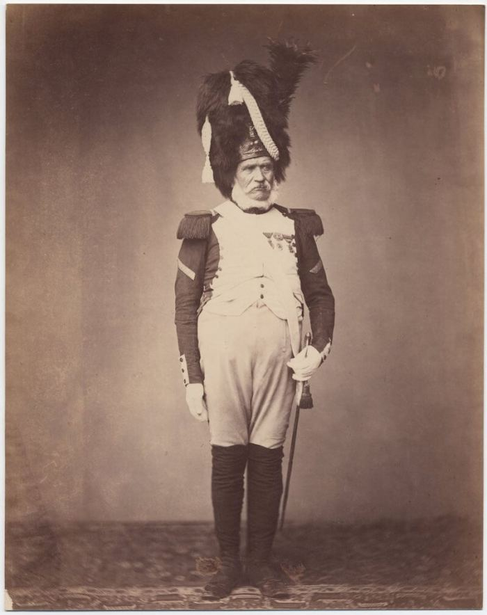 Grenadier Burg 24th Regiment of the Guard 1815