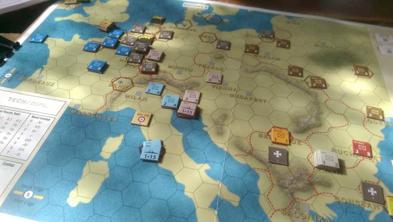 Teaser.. Does it play as you imagined WW1? Probably Yes