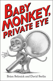 Baby Monkey, Private Eye is a wonderful beginner chapter book!