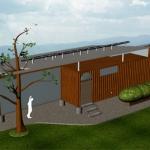 Big Boom Design Cargo Container Living