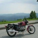 Bike on the Blue Ridge Parkway