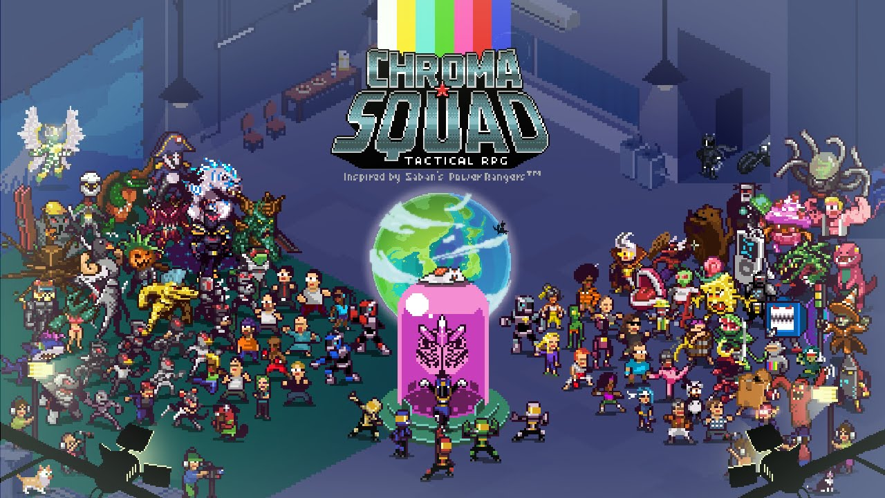 New Game+ Mode Added to Chroma Squad with Free Update – Big