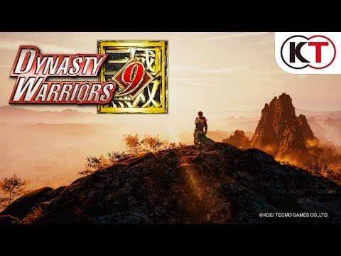Open-World Dynasty Warriors 9 New Trailer And Combat Details Revealed