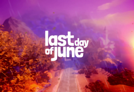 Last Day of June Title