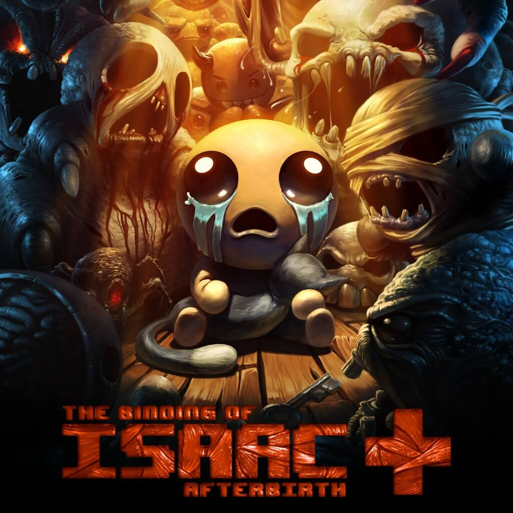 The Binding Of Isaac Rebirth Physical Copy Teased For The: The Binding Of Isaac (Nintendo Switch) – Big Boss