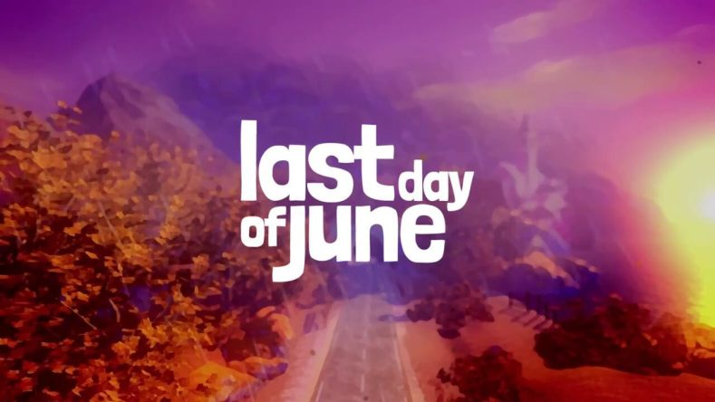 The Last Day of June - Title