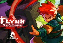 Flynn: Son of Crimson promotional image