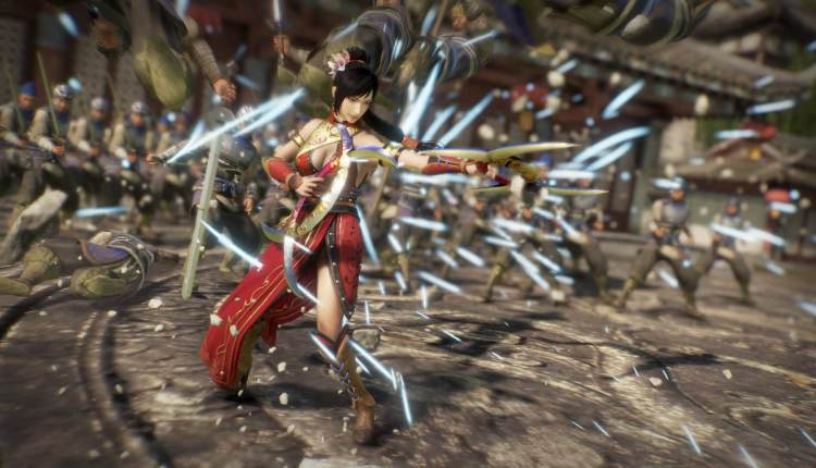 Dynasty Warriors 9 Screenshot 8