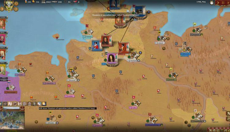 Wars of Succession