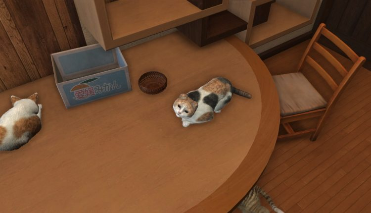 Yakuza 6 CatCafe