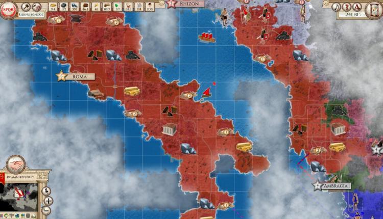 Aggressors Rome