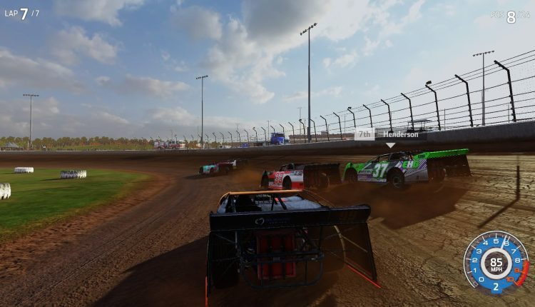 NASCAR Heat 3