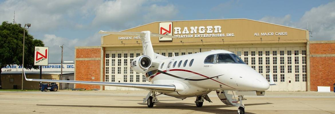 Ranger Aviation - Phenom 300