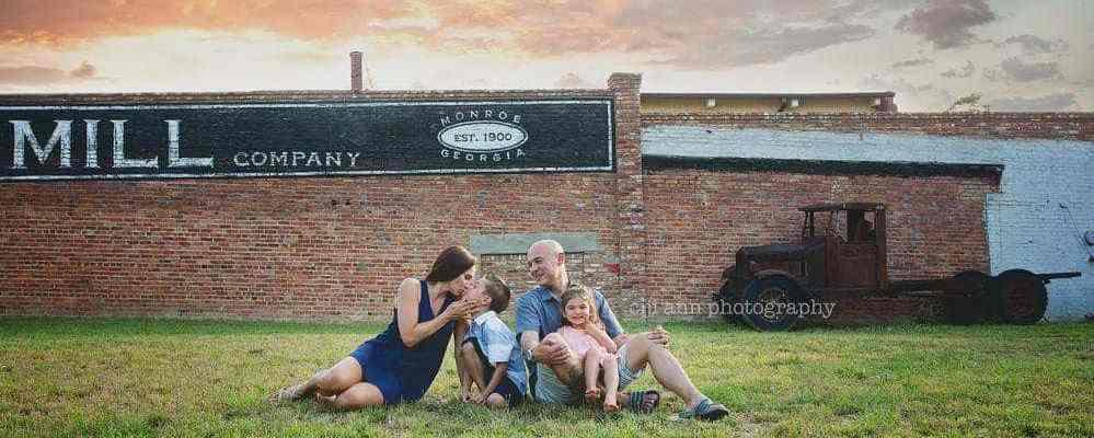 Misty Scott & Family Photo