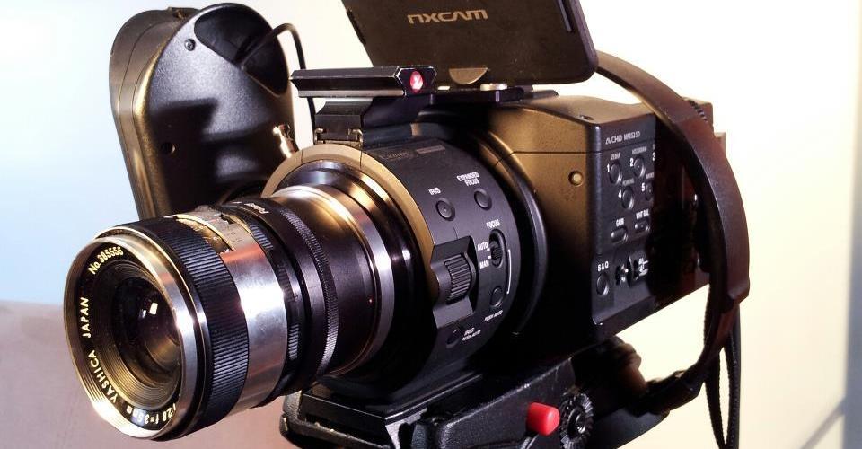 Sony FS100u