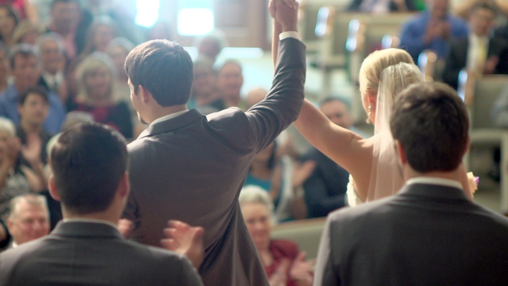 River Hills Baptist Church wedding