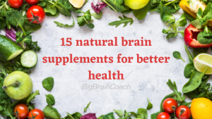 Using brain supplements will increase your brain power and make you more productive!