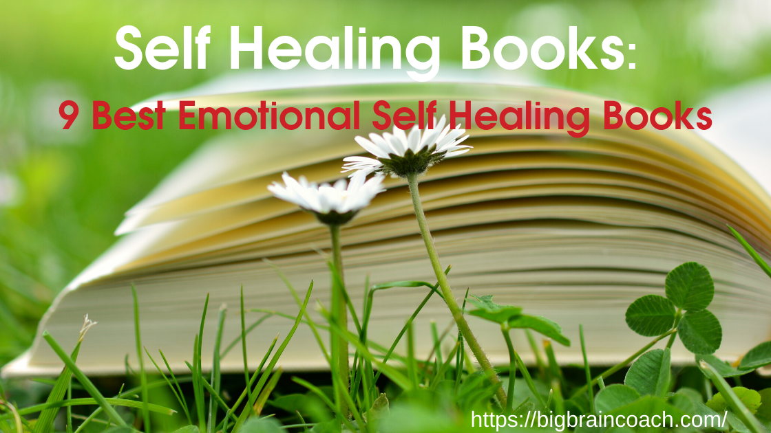 These Self Healing Books has the power to make you live your full potential.- bigbraincoach