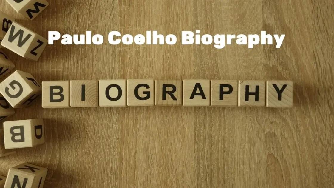 Paulo Coelho Biography Images