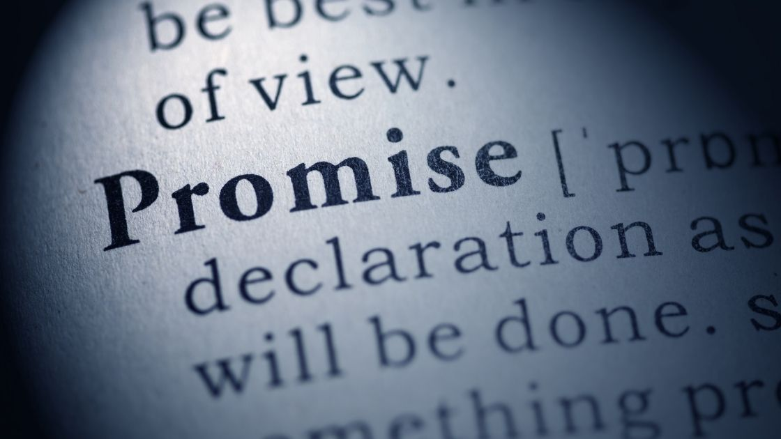 Breaking A Promise To God Images