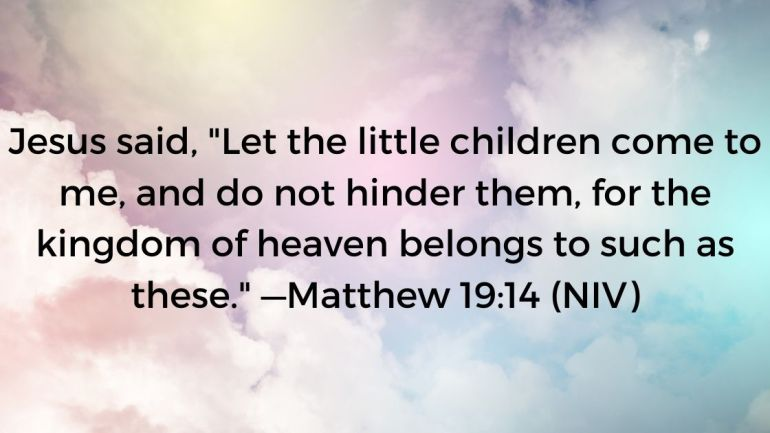 Prayer For Missing Child/bible verses Images