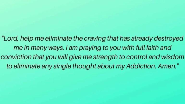 Addiction Prayer Images