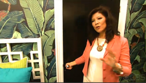 Big Brother House Tour with Julie Chen