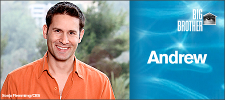 Andrew Gordon - BIG BROTHER 12 (CBS)