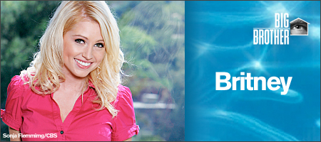 Britney Haynes - BIG BROTHER 12 (CBS)