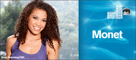 Monet Stunson - BIG BROTHER 12 (CBS)