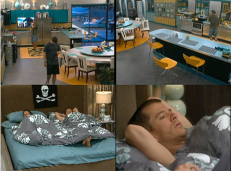 Big Brother 12 Live Feeds