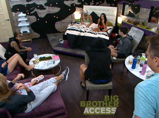 Big Brother 14 Spoilers: Big Brother Live Feeds Recap July ...
