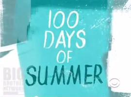 Big Brother 15 - 100 Days of Summer