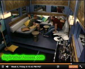 Big Brother 15 Week 8 Friday Feeds (16)