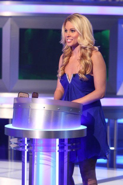 Big Brother 15-Aaryn on Finale