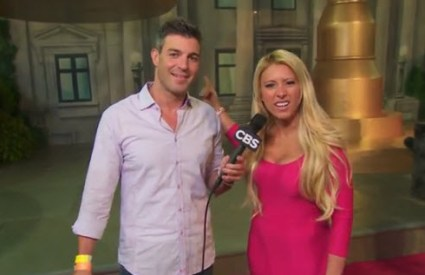Big Brother 15 GinaMarie Zimmerman and Jeff Schroeder
