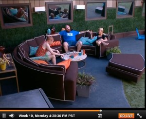 Big Brother 15 Week 10 Monday Live Feeds Highlights (10)