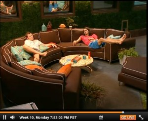 Big Brother 15 Week 10 Monday Live Feeds Highlights (22)