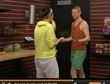 Big Brother 15 Week 10 Tuesday Live Feeds Highlights (17)