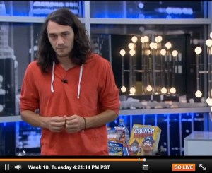 Big Brother 15 Week 10 Tuesday Live Feeds Highlights (19)