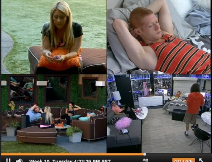 Big Brother 15 Week 10 Tuesday Live Feeds Highlights (2)