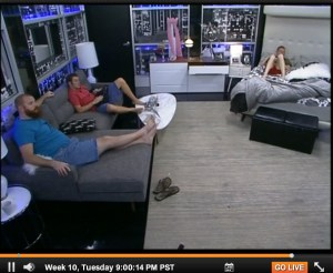 Big Brother 15 Week 10 Tuesday Live Feeds Highlights (29)