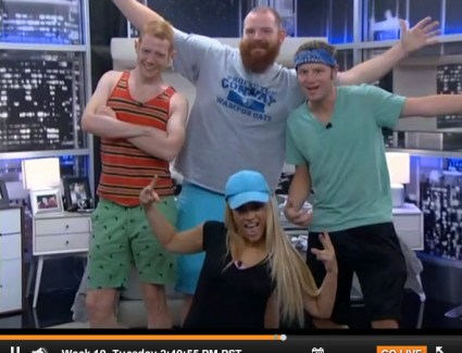 Big Brother 15 Week 10 Tuesday Live Feeds Highlights (4)