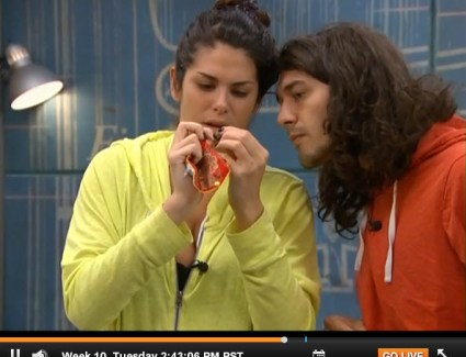 Big Brother 15 Week 10 Tuesday Live Feeds Highlights (6)