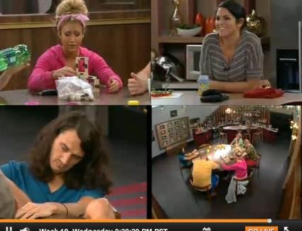 Big Brother 15 Week 10 Wednesday Highlights (2)